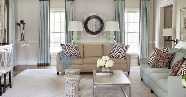 Living Room Curtain Ideas 3