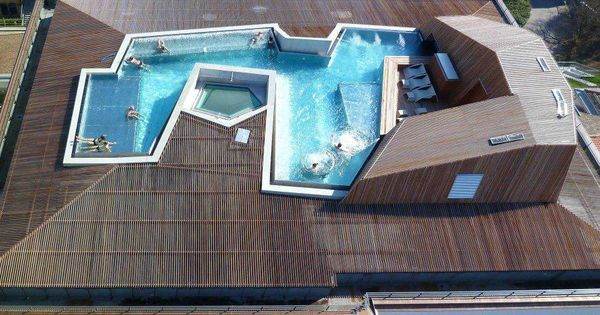 B2 Boutique Hotel + Spa, Zurigo, 2010 swimmingpool pool design architecture
