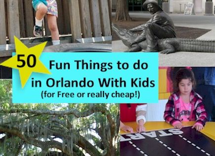 50 Cheap Amp Free Things To Do In Orlando With Kids Family
