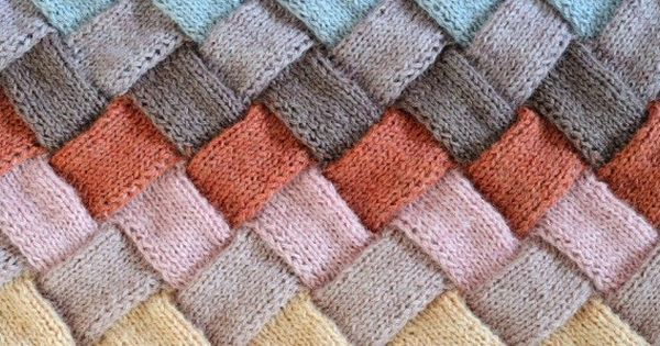 Knitting Color Pattern Generator : Craftcookie - your knitting stitch library Knitting stitches Pinterest ...