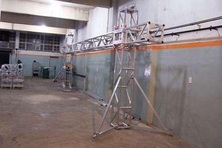 Estructura Truss Tramo De Aluminio Para Luces Audio Video