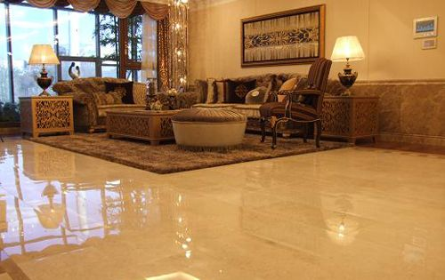Living Room Marble Floor Design Photo Decorating Inspiration