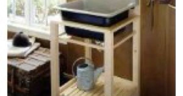 Greenhouse Sink Rustic Laundry Rooms Laundry Room Sink Kitchen