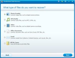 Wondershare Data Recovery Best Tool To Recover Your Files Data