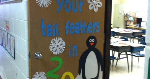 January Classroom Decor : January classroom door class decor pinterest