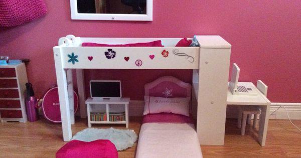 journey girl bunk bed set and bedroom ideas bunk bed pinterest