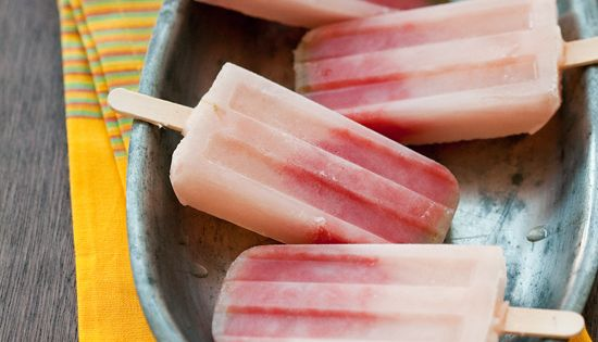 love & olive oil - tequila watermelon popsicles Adult drinks on a