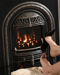 Windsor Small Victorian Style Gas Fireplace Gas Fireplace Victorian Fireplace Small Fireplace