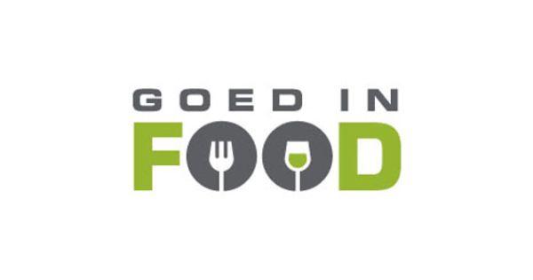 Goed In Food Logo Food Food Logo Design Logo Design