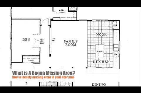 How to identify a missing area in your floor plan feng for Best feng shui floor plan