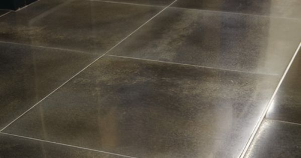 Metal Fusion Zinc Oxide Featured On The Metal Look Tile