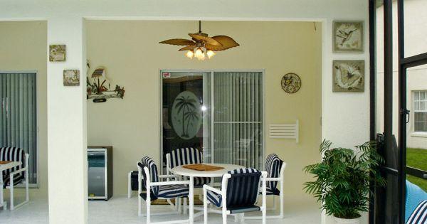 Combathroom Baths And Showers : Screened Lanai Decorating Ideas Five star florida villa Pool & Deck ...