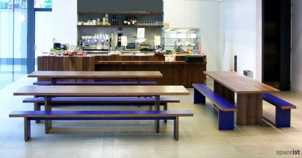 Jb walnut canteen benches pinterest table