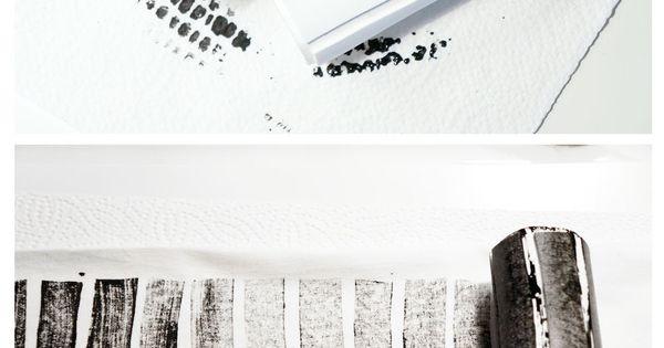 Diy printing ikea hack kissen bedrucken stempeldruck for Ikea birkenstamm