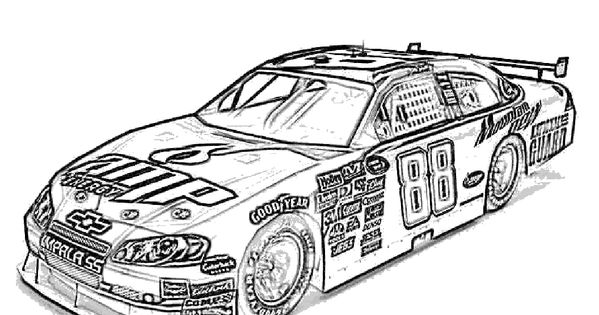 race car pictures to print