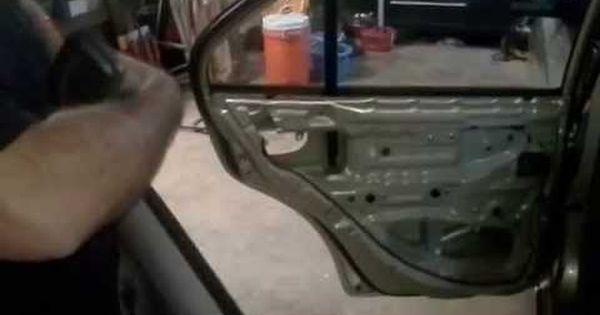 Hyundai Accent Door Handle Replacement Fix Hyundai Accent Front Door Handles Accent Doors