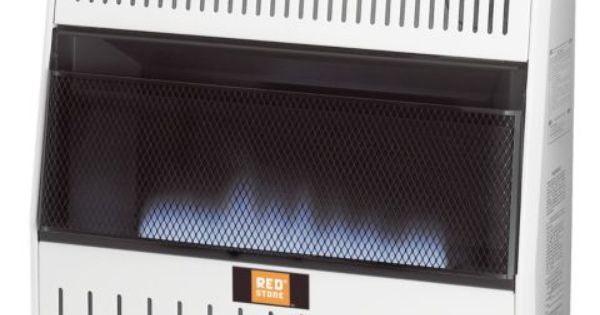 Redstone Dual Fuel Vent Free Blue Flame Heater 30 000 Btu