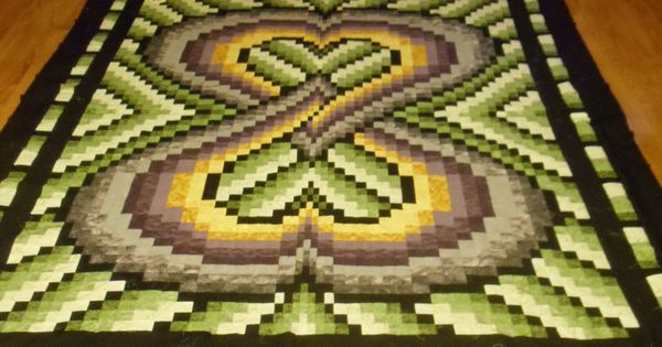 gorgeous bargello - pattern by D.Lockwood