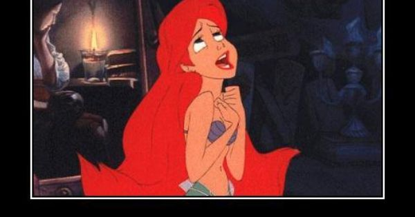 Which the little mermaid character are you ..... I GOT ARIEL!!!!