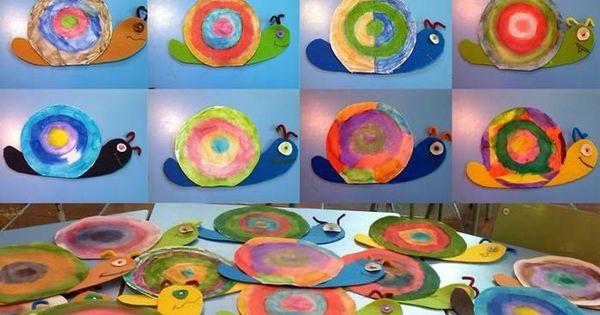 Kandinsky Snail Art Ed Pinterest Circles U Want