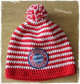 FC Bayern M/ünchen M/ütze Schal