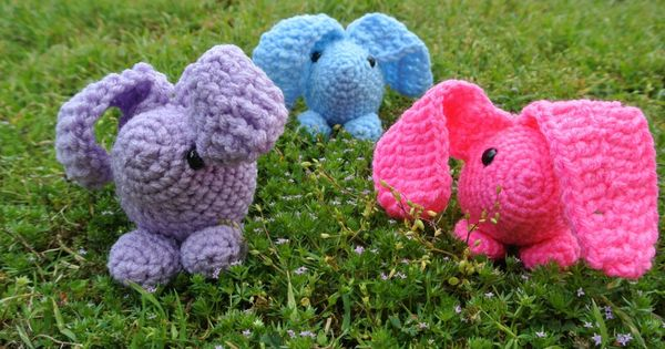 Baby Bunny amigurumi pattern by Simply Collectible - a ...