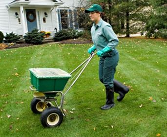 O Learn When You Should Put Fertilizer On The Lawn In Fall And The