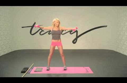 Tracy Anderson 15 min. Workout for GOOP readers