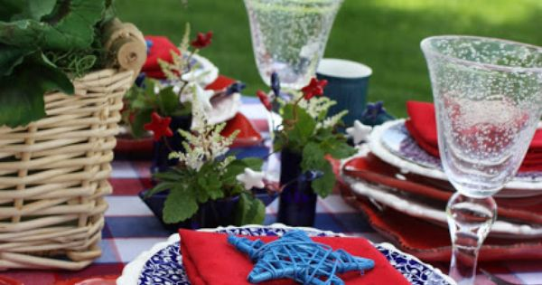 memorial day gathering ideas