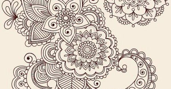 Mandalas De Animales Para Pintar Abstracto Pintar Tattoo: Free Download Flowers And Mandala