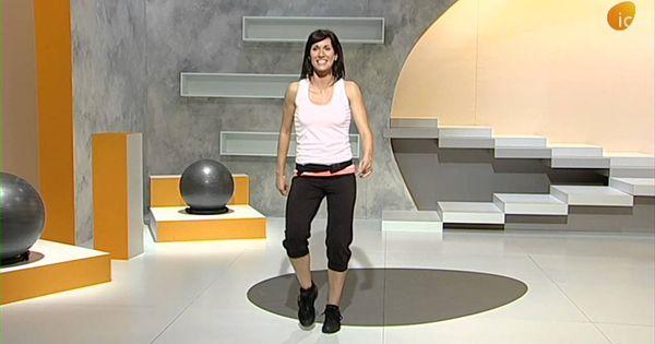 Gimnasia para mayores ejercicios para hacer en casa - Como hacer gimnasia en casa ...