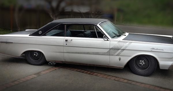My 65 Ford Galaxie Rat Rod Project Ford Galaxie Ford Galaxie 500 Ford Classic Cars