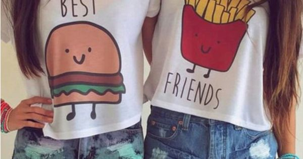 19 Awesome Matching Items For You Your Bff Best Friend T