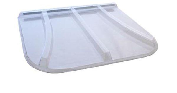 Shape Products 44 X 38 Universal Fit Polycarbonate Fire Egress