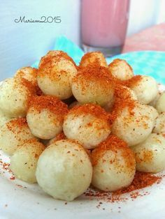 Resep Cimol Food Receipes Indonesian Desserts Food