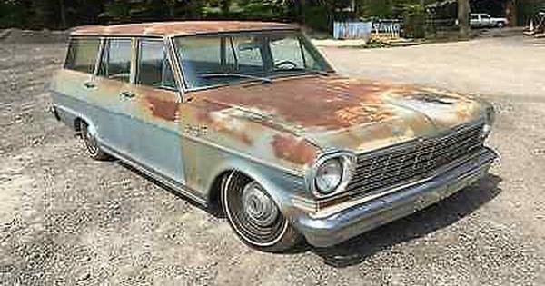 1964 Chevy Nova Wagon American Classic Cars