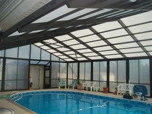 Lexan Multiwall Polycarbonate Sheets Are Used For Great Purpose In Swimming Pools Industrial Buildings Offices Football St Gazebo Pool House Pool Enclosures