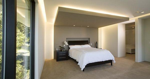 ... originales d éclairage indirect led pour le plafond  LED and D