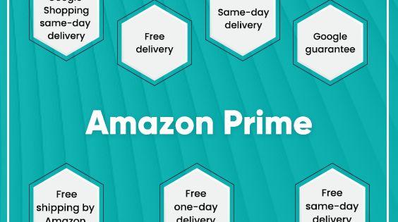 Same Day Delivery Amazon Prime Vs Google Shopping Google Shopping Amazon Prime Delivery