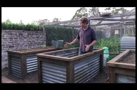 guthrie corrugated metal wood bed how to build plans