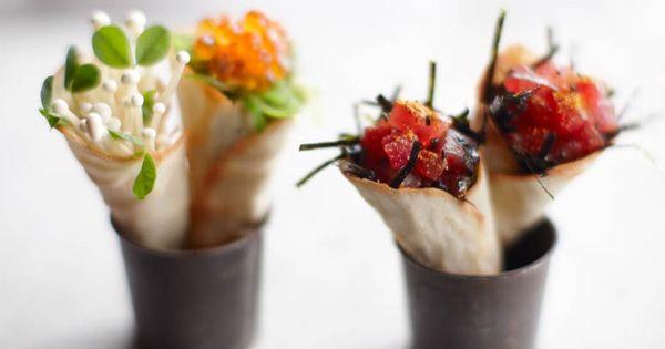 Sushi, Presentation and Ideas on Pinterest