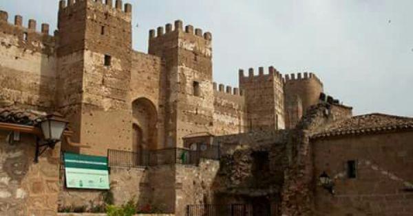 Castillo Banos De La Encina Jaen Castillos Lugares De Espana