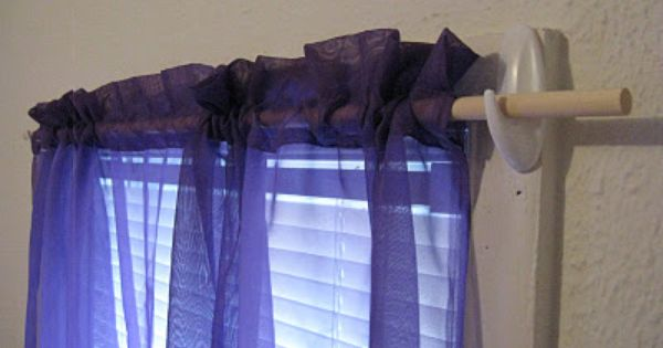 Life With Two Little Vikings October 2011 Purple Curtains