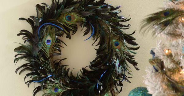Michaels Craft Peacock Feathers