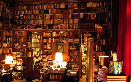 My fantasy book room :)