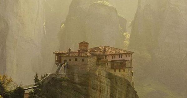 Meteora Monastery, Meteora Greece