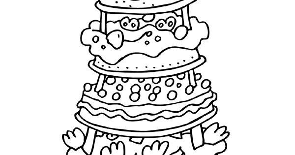 Kleurplaten Verjaardag Papa 41 Jaar Kleurplaat Trouwdag Disney Vogelhochzeit Ausmalbild
