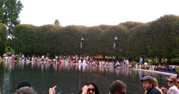 Jazz In The Sculpture Garden At The National Gallery In Dc