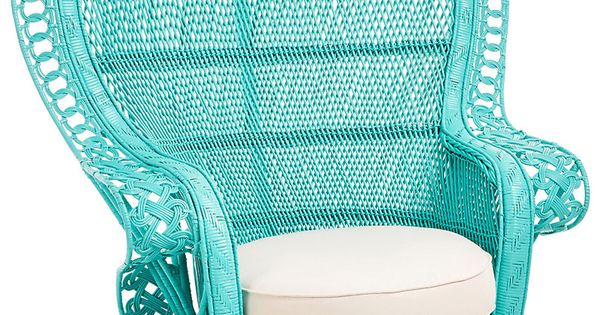 Accent Chairs Turquoise Turquoise Peacock Accent Chair | Turquoise | Pinterest ...