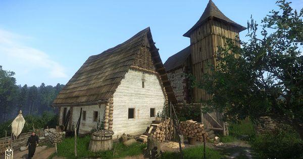Kingdom Come Deliverance Medieval Houses Kingdom Come Deliverance Architecture